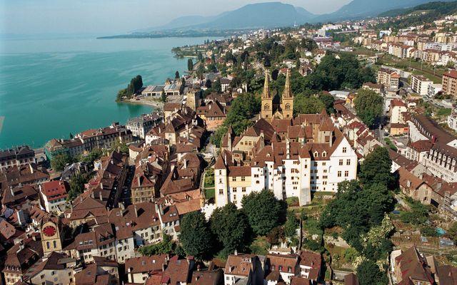 Neuchâtel - Altstadt