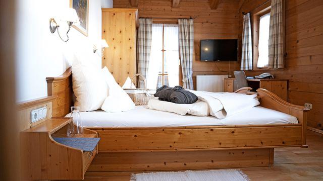 "Organic Chalet - Double Room ""Edelkastanie"""