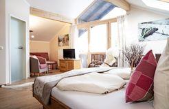 Panorama-Suite Wildrose (2/4) - moor&mehr Bio-Kurhotel