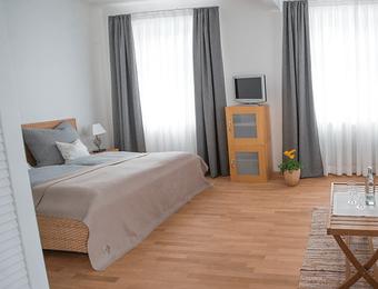Appartamento nella guest house camera doppia - Biohotel Mohren