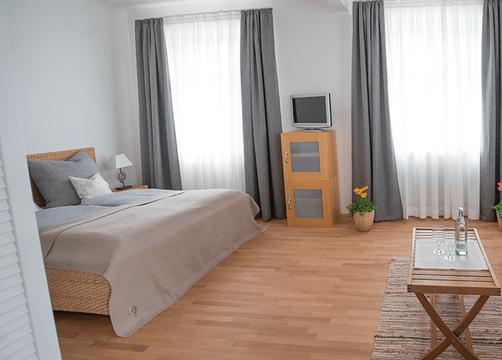 Appartamento nella guest house camera doppia (1/6) - Biohotel Mohren