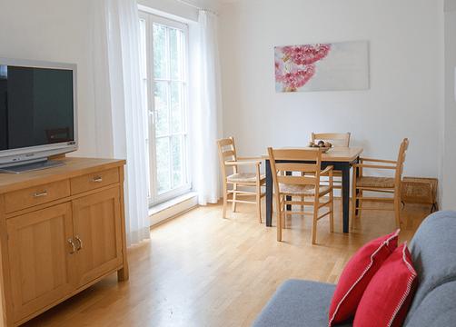 Appartamento giardino Garden (4/4) - Biohotel Mohren