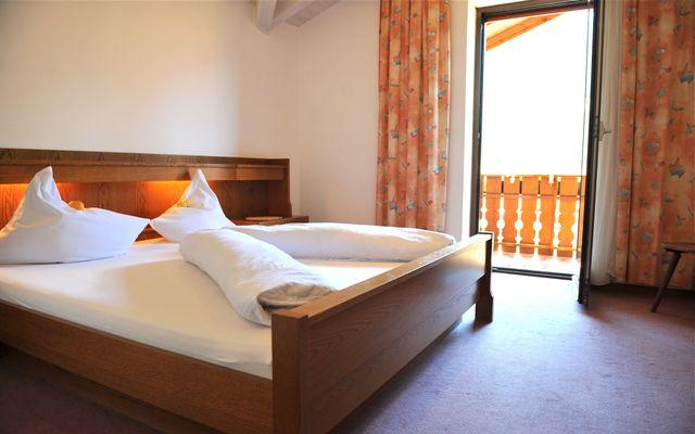 BIO HOTEL Anna: Doppelzimmer mit Balkon