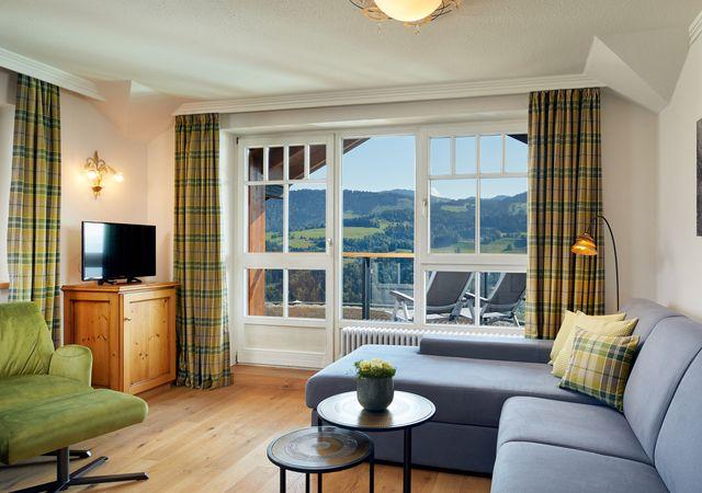 "Comfort suite ""Bergkristall"""