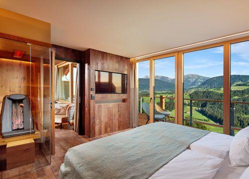 "Comfort suite ""Hochgrat"" 1/4"