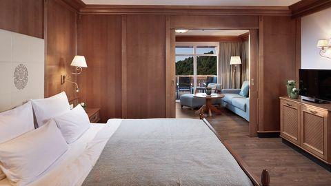 """Comfort suite """"Paradies"""""""