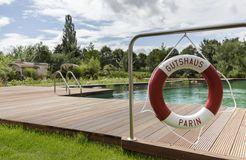 Biohotel Gutshaus Parin: Wassererlebnis - Hotel Gutshaus Parin, Parin, Mecklenburg-Vorpommern, Deutschland