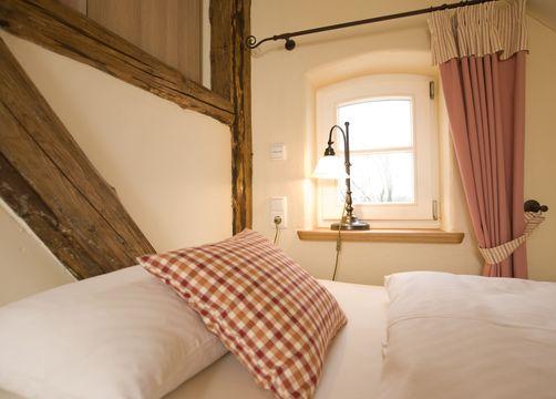 Biohotel Parin Zimmer Wasser (1/4) - Hotel Gutshaus Parin