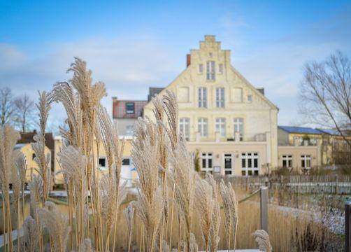 Biohotel Parin Hotel im Winter - Hotel Gutshaus Parin