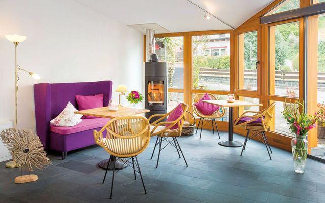 Bio-Landhaus Forellenhof: Loungebereich