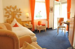 Biohotel Forellenhof Bad-Endbach Einzelzimmer (3/3) - Bio-Hotel Forellenhof