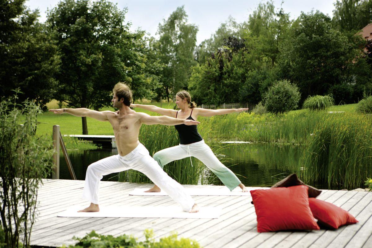 3-Tages-Yoga Retreat mit Verena Beyfuss