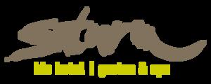biohotel sturm | garten & spa - Logo