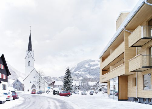 Biohotel Schwanen, Bizau, Vorarlberg, Austria (34/38)