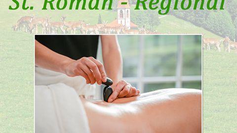 """Massage aux pierres chaudes """"Teufelstein"""" de St. Roman - mini"""