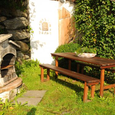 Grillplatz, Magdalena Hütte in Hippach, Tirol, Tirol, Österreich