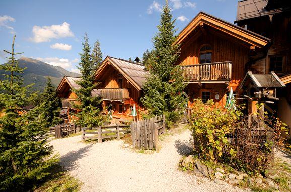 Sommer, Kaiser-Franz-Josef Hütten in Hochfügen, Tirol, Tirol, Österreich