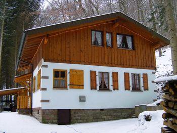 Vogesen-Chalet - Elsass - Frankreich