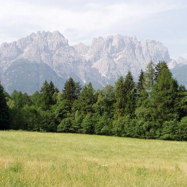 Ausblick, Moaralmhütte, Dölsach, Osttirol, Tirol, Österreich