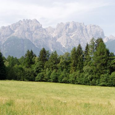 Surroundings, Moaralmhütte, Dölsach, Osttirol, Tyrol, Austria