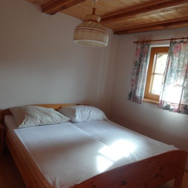 Moaralmhütte, Bedroom