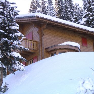 Chalet Amelie, Frontansicht4