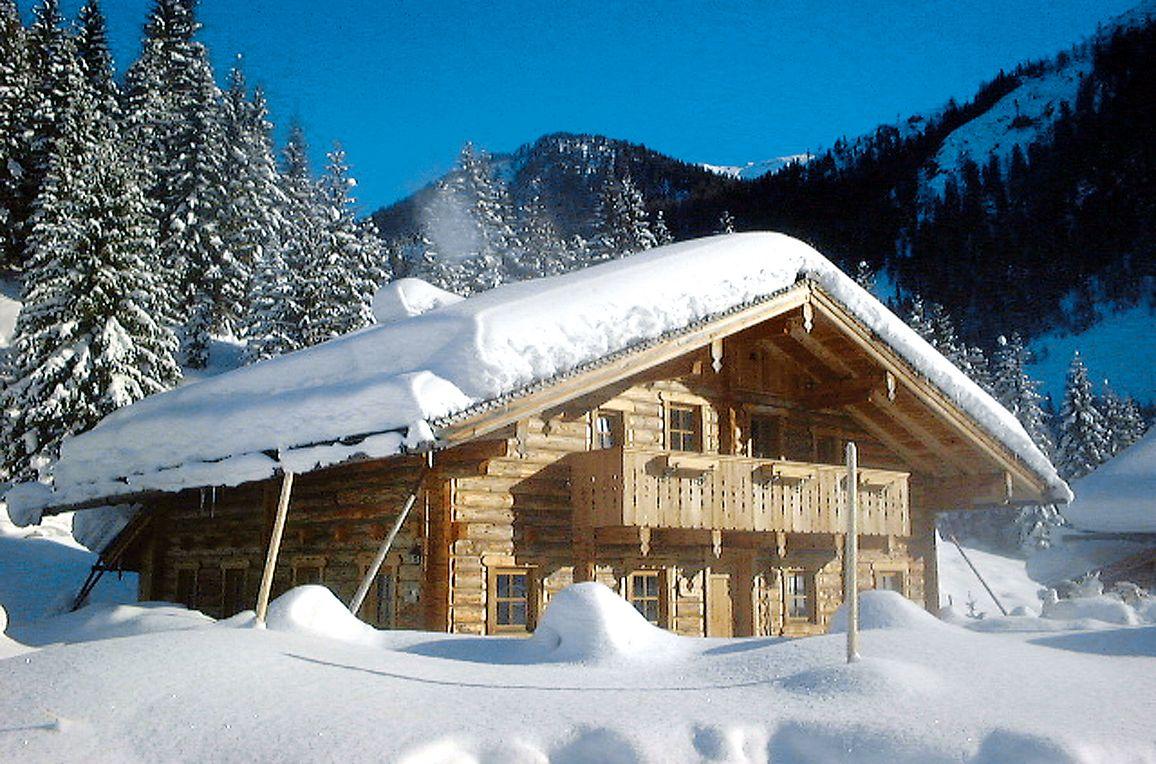Untertiefenbachhütte,