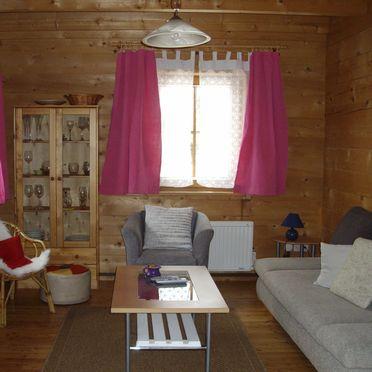 Hochrindlhütte, livingroom