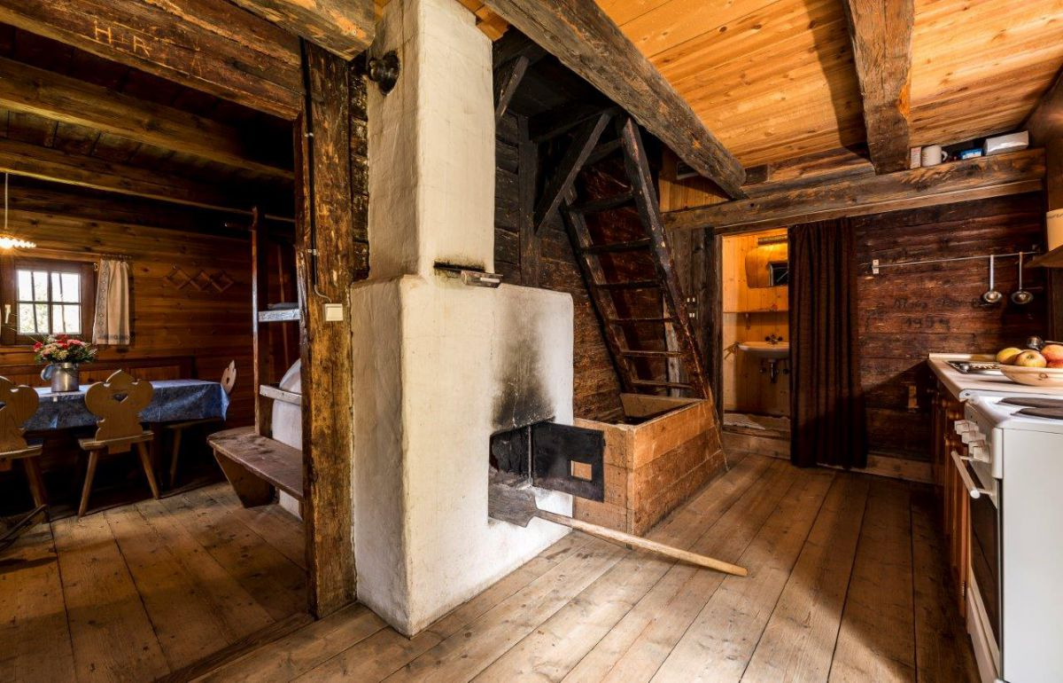 Reh\'s Wiesen Hütte, Nördliche Dolomiten