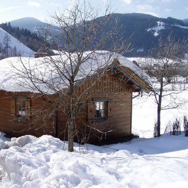 Frontansicht2, Zirbenhütte, Forstau, Salzburg, Salzburg, Österreich