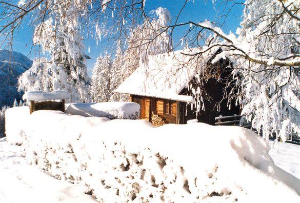 Berghütten, Hütten und Skihütten in Oberösterreich mieten