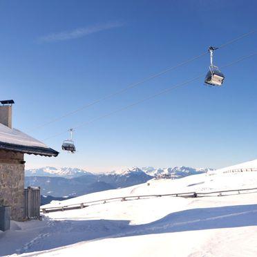 Kiendl Alm, Aussenansicht Winter