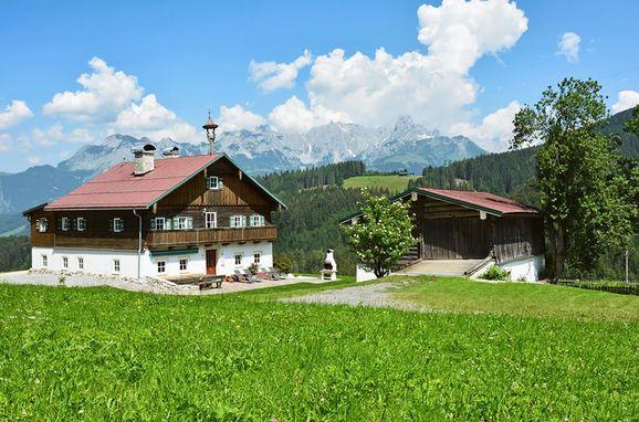 Sommer, Göglgut, St. Martin am Tennengebirge, Salzburg, Salzburg, Österreich