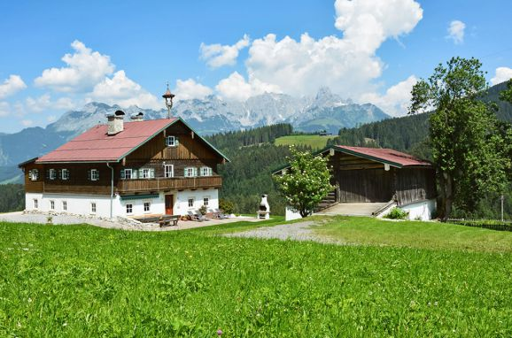 Summer, Göglgut, St. Martin am Tennengebirge, Salzburg, Salzburg, Austria