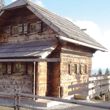 Alpine-Lodges Matthias, Rueckansicht