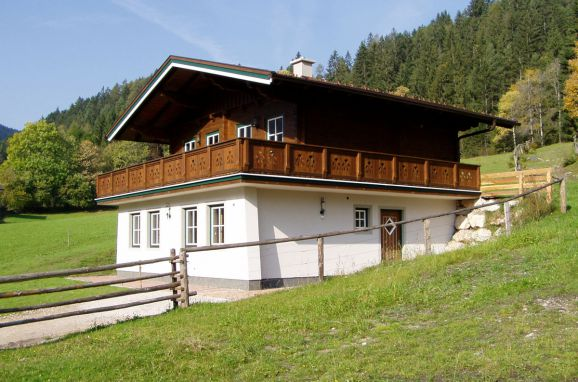 Chalet Amade, Frontansicht