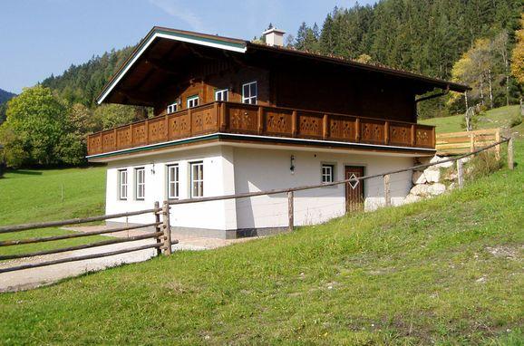 Frontansicht, Chalet Amade, Forstau, Salzburg, Salzburg, Österreich