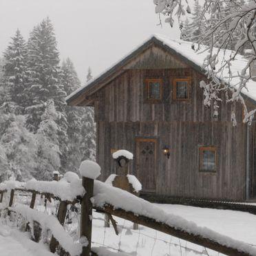 Teichschmied Hütte, Winter