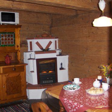 Gimpi Hütte, Kaminecke