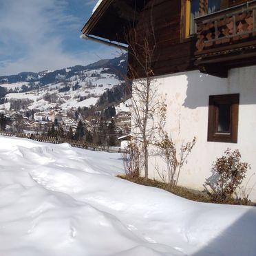 Ferienhaus Edt, Winter