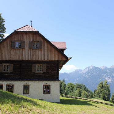 Landhaus Gschwandtner, Frontansicht1
