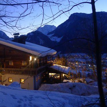 Rückansicht, Luxus-Chalet Mühlermoos in Ramsau im Zillertal, Tirol, Tirol, Österreich