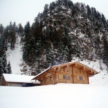 Frontansicht1, Kogelalm in Hainzenberg, Tirol, Tirol, Österreich