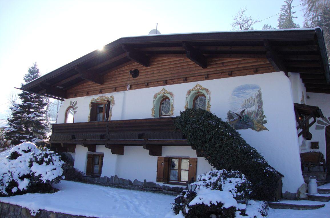 Ferienchalet Katharina, Winter
