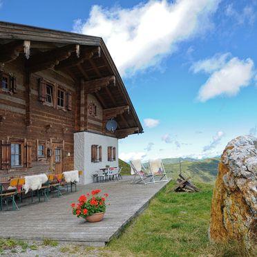 terrace, Latschenalm, Jochberg, Tirol, Tyrol, Austria