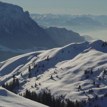 Aussicht1, Lockner Hütte in Rettenschöß, Tirol, Tirol, Österreich