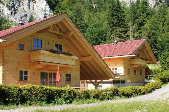 Sommer, Achenseer Hüttendörfl, Maurach am Achensee, Tirol, Tirol, Österreich