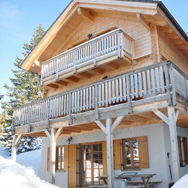 Winter, Almrausch-Feriendorf Koralpe, St. Stefan, Kärnten, Kärnten, Österreich