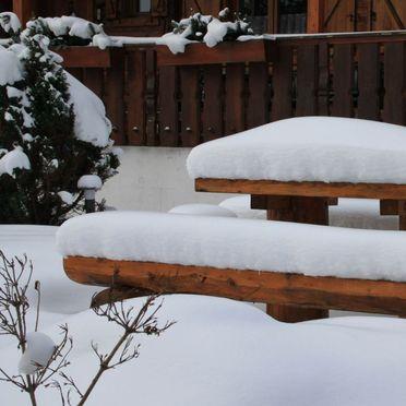 Alpen-Chalets Haus Elisabeth, Winter