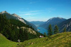 Chaleturlaub im Alpenraum